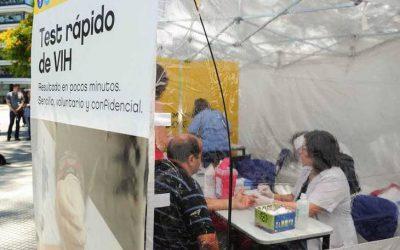 Sida: 6.500 nuevos casos por año en la Argentina